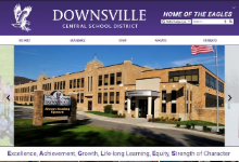 Downsville homepage